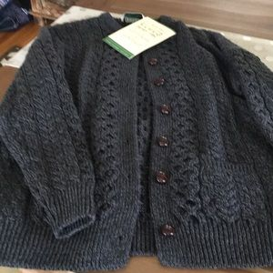 Irish Knit Aran Sweater Market
